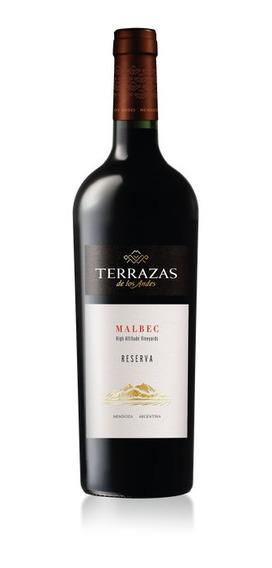 Vinho Terrazas Reserva Malbec 750 Ml