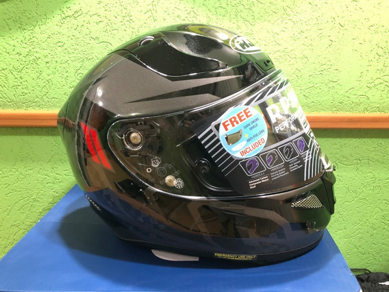 Capacete Hjc Rpha 11 Carbono Lowin Tamanho L 59/60 C/ Nota
