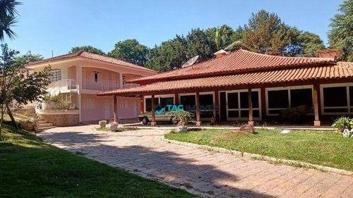 Imagem 1 de 9 de Chácara Com 10 Dormitórios À Venda, 3000 M² Por R$ 1.250.800 - Vale Verde - Valinhos/sp - Ch0040