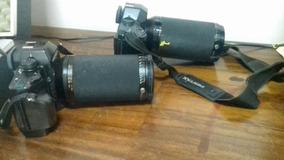 Maquina Fotográfica 2 Camera Yashica Dental Eye Iii Usada