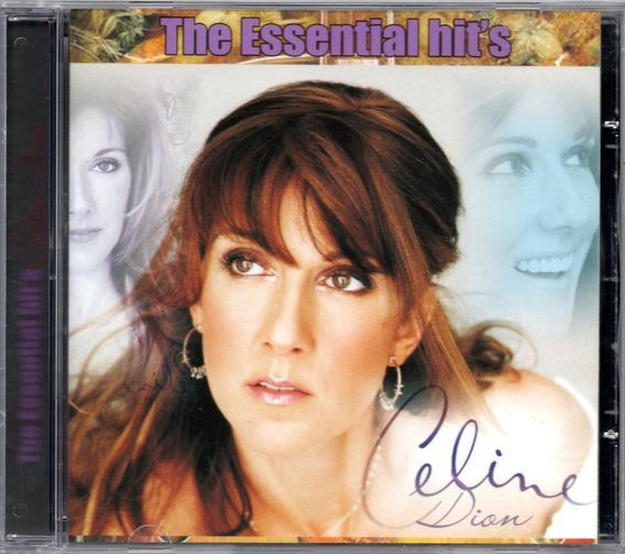 Celine Dion Cd The Essential Hits Novo Lacrado