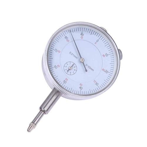 Comparador De Caratula Apreciación 0.01mm