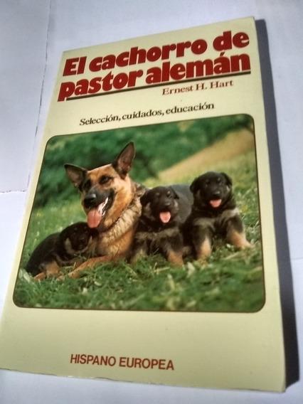 Libro De Cachorro De Pastor Aleman