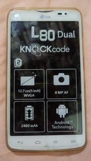Celular Lg L80 Com Defeito Na Placa