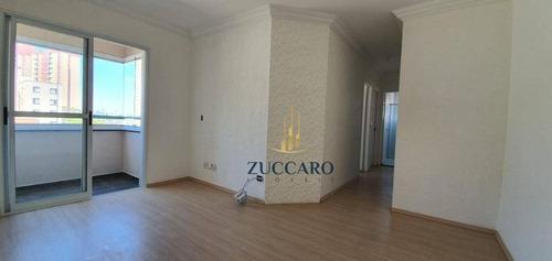 Apartamento Com 2 Dormitórios À Venda, 56 M² Por R$ 280.000,00 - Vila Augusta - Guarulhos/sp - Ap14576