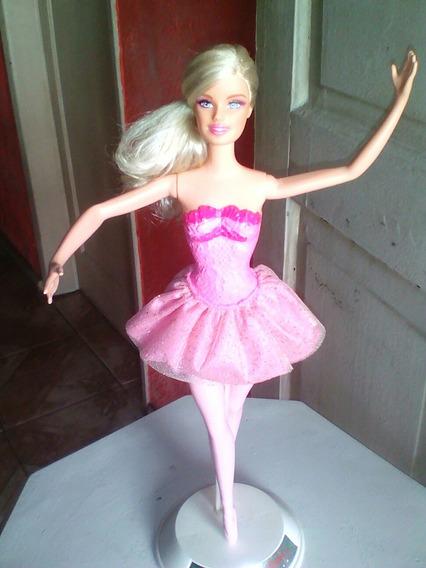 Barbie Bailarina Mattel 30cm
