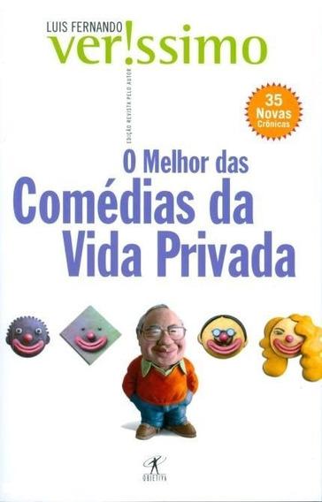 O Melhor Das Comédias Da Vida Privada - Luís F. Veríssimo