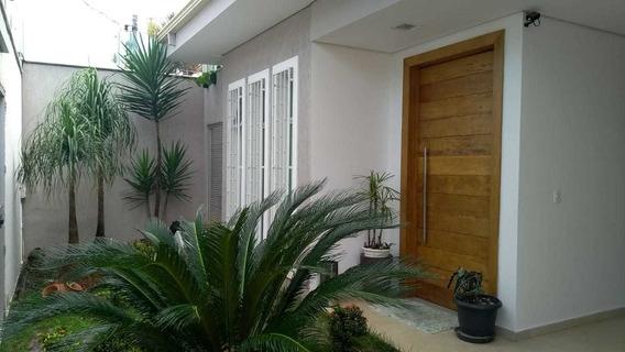 Casa Com 4 Quartos Para Comprar No Santa Mônica Em Belo Horizonte/mg - 3645
