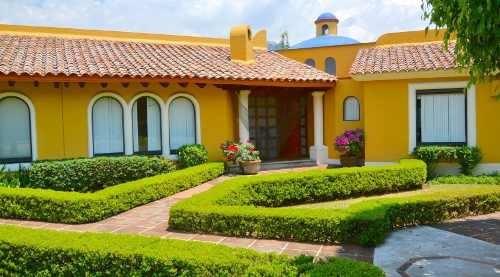 Casas Tepoztlán - Bienes Raíces - Casa Los Arcos