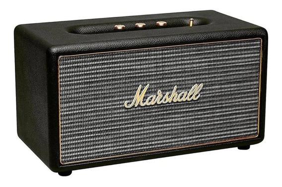 Caixa de som Marshall Stanmore Bluetooth sem fio Black 100V/240V