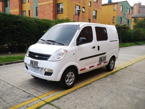 Chevrolet Van N200 Cargo 1.200 M/t