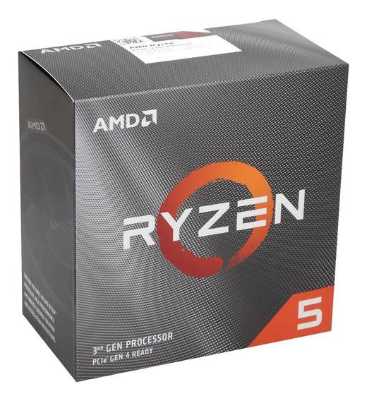 Combo Actualizacion Gamer Amd Ryzen 5 3600x + 16gb D4 + B450