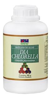 Dia Chlorella 1500 Pastilhas - Anew (grande) + Frete Gratis