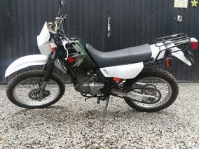 Suzuki Dr 200 Verde 2