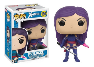 Funko Pop Psylocke 180 - X-men - Marvel - Original