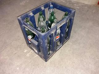 Cajon De Envases De Gaseosa Pepsi.7up De 1.250