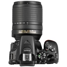 Camera Digital Nikon D5500 Af-s Kit18-55m 3.5-5.6g Com Nf