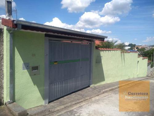 Ótima Casa No Santo Antonio Da Boa Vista - Ca1604
