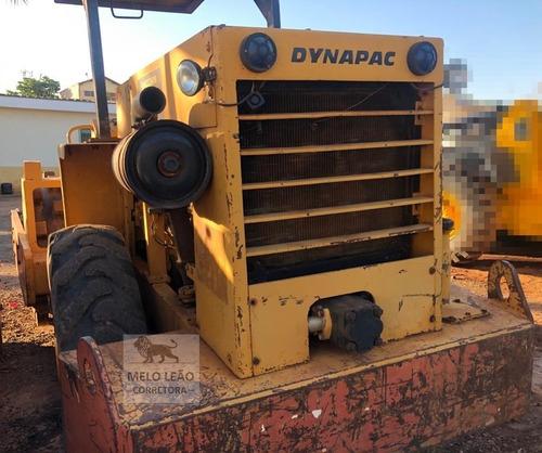 Rolo Compactador Dynapac Ca15 - Ano 1996 - Vibratório