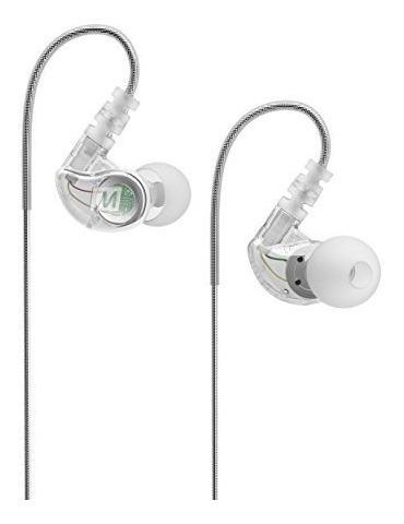 Imagen 1 de 6 de Mee Audio M6 Memory Wire Inear Auriculares Ergonómicos Con C