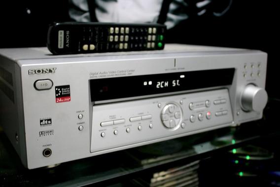 Receiver Sony Str-de475 5.1