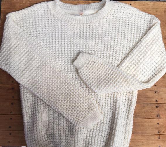 Suéter Liso Tejido De Dama Otoño/invierno Sweater