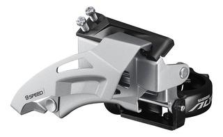 Câmbio Dianteiro Shimano Altus M2020 2x9 18v Dual Pull