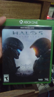 Xbox One Halo 5 Vendo Cambio