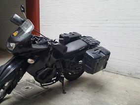 Kawasaki Klr 650 2014 - Lista Para Salir De Viaje