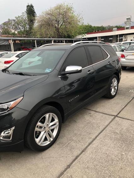 Chevrolet Equinox Premier Plus 2018 Gris Basalto