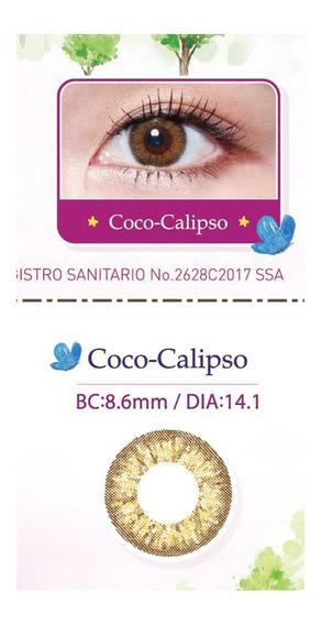 Lentes De Contacto Starshine Ojos De Muñeca 1 Par 1 Mes