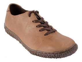 Zapato Londres Bruno Rossi Mujer Taupe - S309