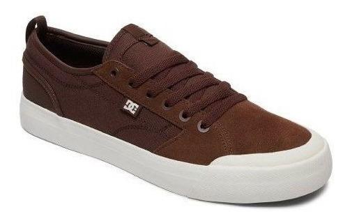 Tênis Dc Shoes Evan Smith Marrom Adys300286