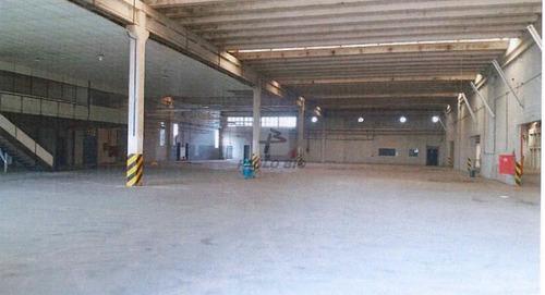 Imagem 1 de 15 de Galpao Industrial - Parque Uirapuru - Ref: 7031 - V-7031