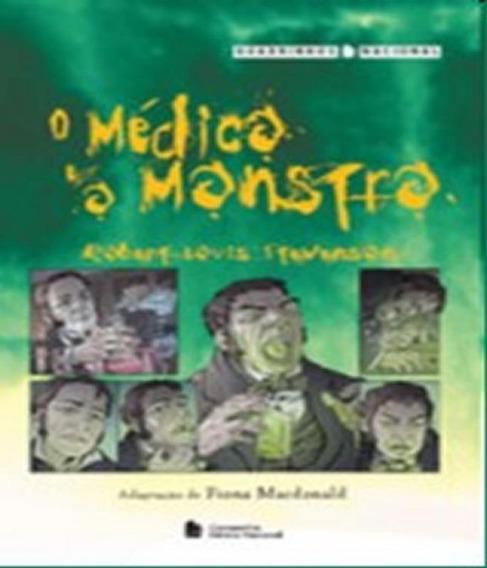 Medico E O Monstro - Quadrinhos Nacional