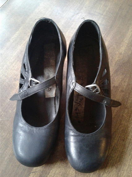 Zapatos De Flamenco Para Niñas