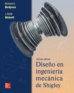 Libro Diseño En Ingeniería Mecánica De Shigley / Mcgraw Hill