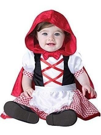 Trajes De Personaje Sin Bebe Ninas Traje De Caperucita Roj