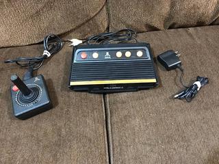 Atari Flashback 4 Completa Con Un Control Y 75 Juegos