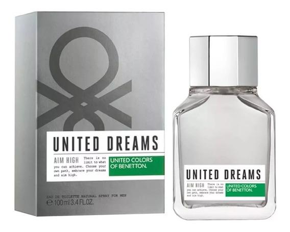 Perfume Benetton United Dreams Aim High 200ml