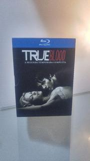 Blu-ray True Blood 2° Temporada - Frete Grátis