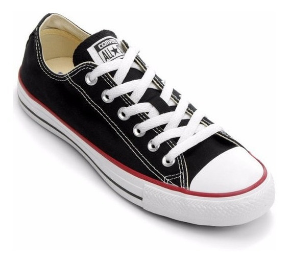 Tênis Converse All Star Ct As Core Ox Preto 2bros