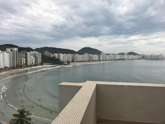 Cobertura Em Praia Das Astúrias, Guarujá/sp De 147m² 4 Quartos À Venda Por R$ 930.000,00 - Co405089
