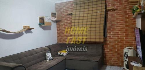Imagem 1 de 8 de Apartamento Com 1 Dormitório À Venda, 55 M² Por R$ 205.000 - Vila Antonieta - Guarulhos/sp - Ap2493