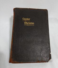 Cantor Christão Terceira Edição Com Música 1935