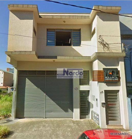3 Salas Comerciais Para Locação, Centro, Bragança Paulista - Sa0001. - Sa0001