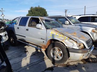 Chevrolet S10 2.8 Dlx Cabine Dupla Sucata Para Peças