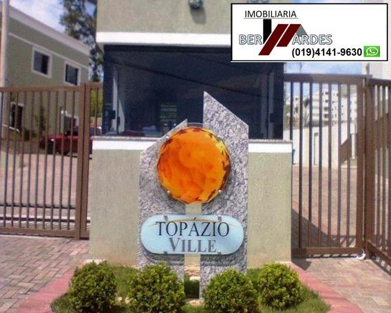 Apartamento Para Venda Condominio Topazio Ville Jardim Nova Europa, Campinas - Ap00119 - 4418734