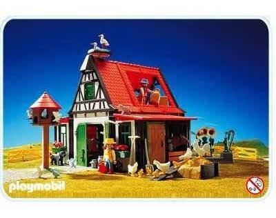 Fazenda Rara Playmobil 3716