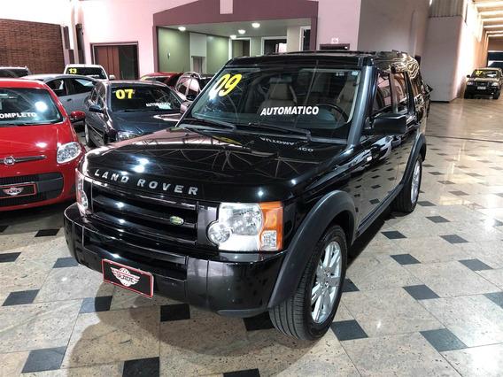 Land Rover Discovery 3 4.0 S 4x4 V6 24v Gasolina 4p 2009